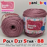 POLY D27 STAR 88 DUSTY PINK